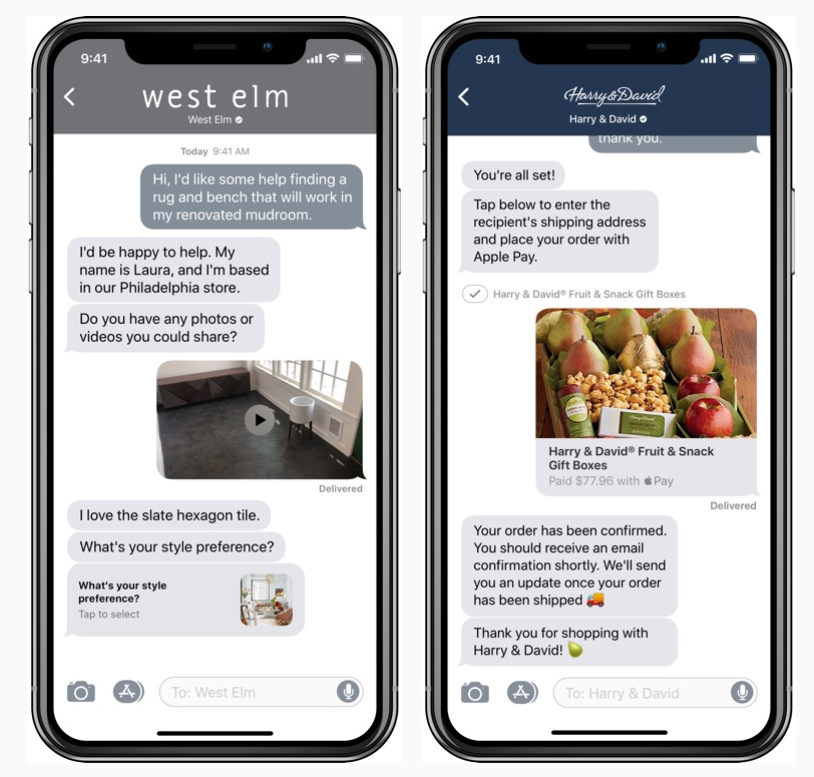 Apple Business Chat Comes to Europe